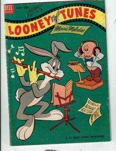 Looney Tunes # 146 VG Dell Golden Age Comic Book Bugs Bunny Merrie Melodies JL1