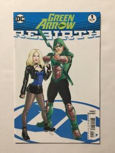 Green Arrow 1 A & B Rebirth Nm Near Mint