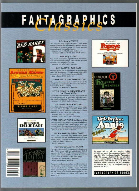 Prince Valiant #21 1990-Fantagraphics-color reprint-Hal Foster-Khan Prisoner-VF