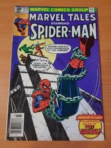Marvel Tales #125 ~ FINE - VERY FINE VF ~ (1981, Marvel Comics)