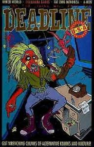 Deadline USA (2nd Series) #6 VF/NM; Dark Horse   save on shipping - details insi
