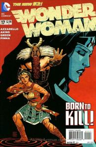 Wonder Woman (4th Series) #17 FN; DC | save on shipping - details inside