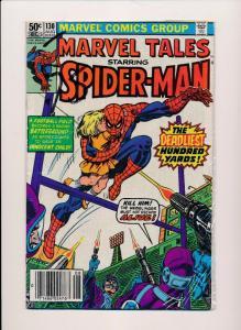 MARVEL TALES SPIDER-MAN #130 1981  VERY GOOD  (SRU599)