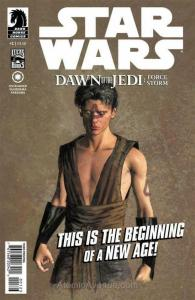 Star Wars: Dawn of the Jedi #1 (3rd) FN; Dark Horse | save on shipping - details