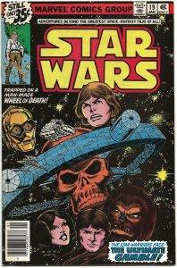 Star Wars #19 - High Grade Book