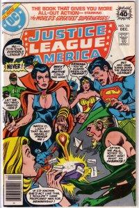 Justice League of America   vol. 1   #161 GD