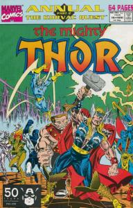 Thor Annual #16 VF/NM; Marvel | save on shipping - details inside