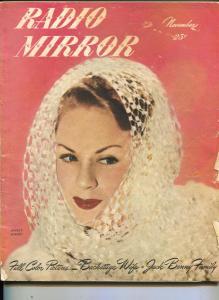 Radio Mirror-Evelyn Knight-Kate Smith-Dale Banks-Ken Alden-Nov-1947