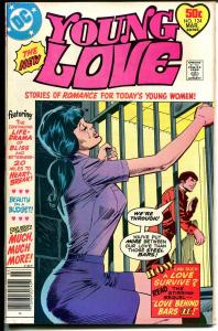 Young Love #124 1977-DC-woman in prison-African-American woman-Alex Toth-FN+