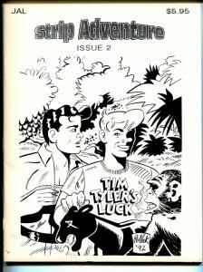 Strip Adventure #2 1992-JAL-Tim Tyler's Luck-Phantom-Mandrake-Tarzan-VF