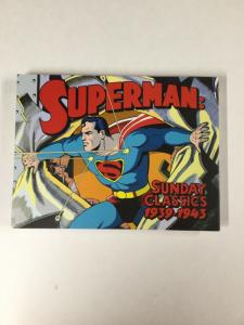Superman Sunday Classics Hc Harcover 1939-1943 Mint