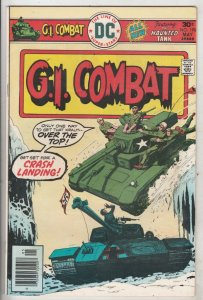 G.I. Combat #190 (May-76) NM- High-Grade The Haunted Tank