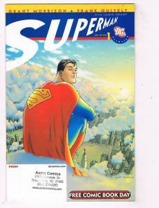 All Star Superman #1 VF DC Comics Comic Book Morrison Jun 2008 DE48
