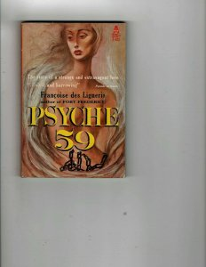3 Books Psyche 59 The Four of Hearts Crimson Friday Action Adventure Thrill JK31