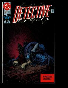 Lot Of 10 Detective Comics DC 634 635 636 637 638 639 640 641 642 643 Batman SM9