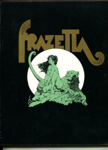 Frazetta The Living Legend-Frank Frazetta-Paperback-VG