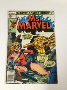 Ms. Marvel 17 5.5 Fn- Fine-