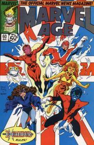 Marvel Age #60 VF/NM; Marvel | save on shipping - details inside