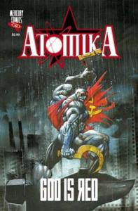 Atomika: God is Red #11, NM- (Stock photo)