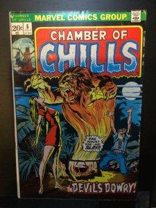Chamber of Chills #5 (1973)