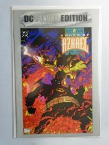DC Silver Edition Batman Sword of Azrael #4. 8.0/VF (1992)