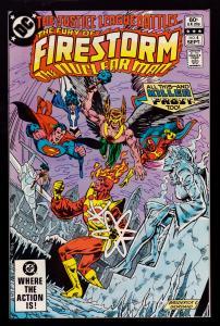 Fury of Firestorm #4 (2nd Series, 1982)   9.4 NM