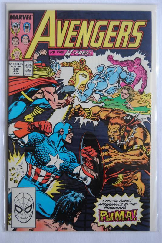 The Avengers, 304