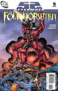 52 Aftermath: The Four Horsemen #5, VF+ (Stock photo)