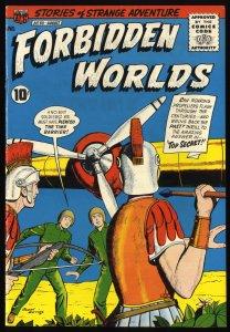 Forbidden Worlds #89 VF 8.0