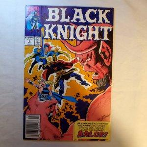 Black Knight 3 Very Fine/Near Mint