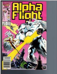 Alpha Flight #44 (1987)