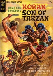 Korak: Son of Tarzan (1964 series) #9, Fine- (Stock photo)
