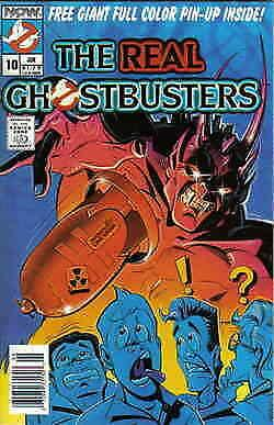 Real Ghostbusters, The (Vol. 1) #10 VF/NM; Now | save on shipping - details insi
