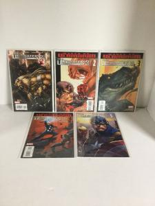 Ultimate Vol 3 Issues 1 2 3 4 5 Complete Lot Set Run Nm Near Mint