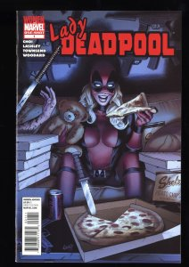 Lady Deadpool #1 NM- 9.2 One Shot
