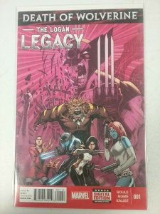 Death of Wolverine: The Logan Legacy #1 Marvel Comics NW142
