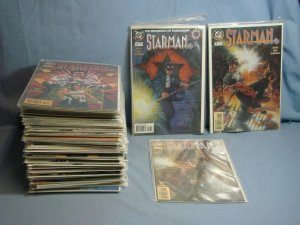 BIG Lot Starman (DC Comics 1994) COMPLETE RUN Issues #1-80 With Annuals L@@K!!