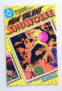 NEW TALENT SHOWCASE #3, VF/NM, Class of 2064, DC, 1984 more DC in store