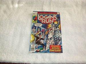 Logan's Run #4 (1977)