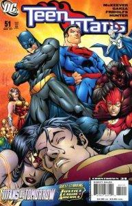 Teen Titans (2003 series) #51, NM (Stock photo)
