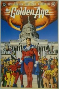 The Golden Age SC TPB #1 - 8.0 VF - 1995