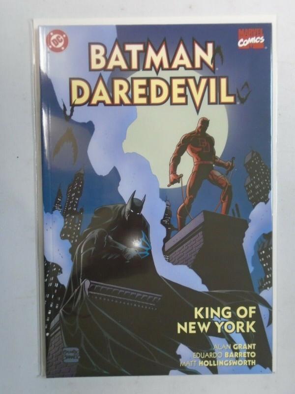 Batman Daredevil King of New York #1 (2000) 9.2/NM-