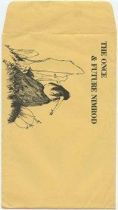 THE ONCE & FUTURE NIMROD #12 (An Art Portfolio) Kaiser Collection - Scarce!