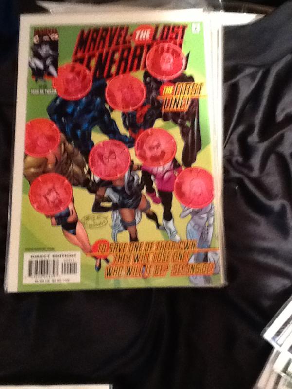 John Byrne; Wonder Woman; Genesis, Lab Rats, Spider-Man Chapter 1, etc