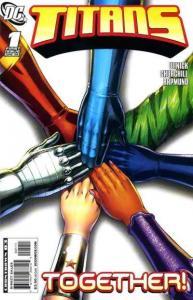 Titans (2008 series) #1, NM + (Stock photo)