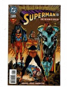 Lot of 12 Superman Comics #107 108 109 110 111 112 113 114 115 116 117 118 GK38