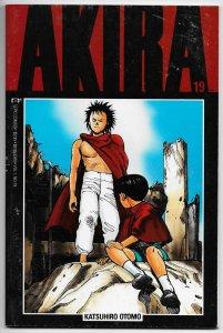 Akira #19 Katsuhiro Otomo (Epic/Marvel, 1990) FN/VF