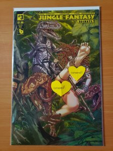 Jungle Fantasy Secrets #3 Lorelei Nude Variant Cover