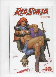 RED SONJA #5, VF/NM, She-Devil, Vol 5, Linsner, 2019, more RS in store