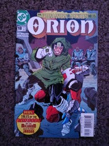 Orion #18 (2001) Vf-NM